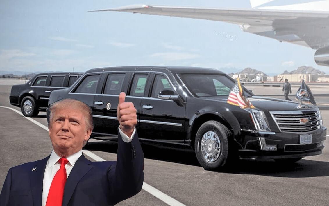 La Bestia: Ecco l'incredibile auto usata da Donald Trump per i suoi viaggi istituzionali! Scopri tutte le sue meraviglie tecnologiche!