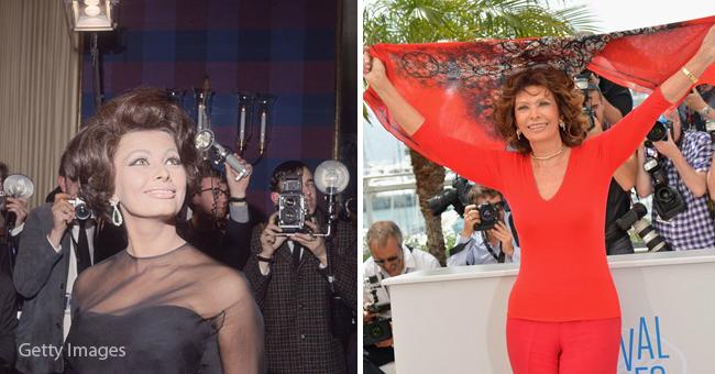 8 segreti di bellezza della bellissima attrice Sophia Loren