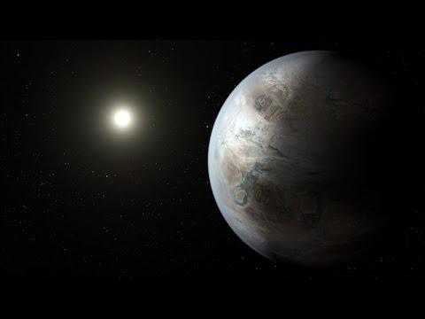Arrivano primi segnali umani dal nuovo pianeta!!