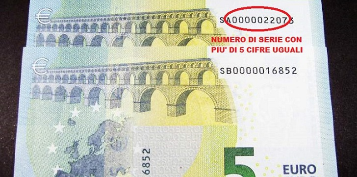 Se avete questa banconota da 5 euro... SIETE RICCHI!!