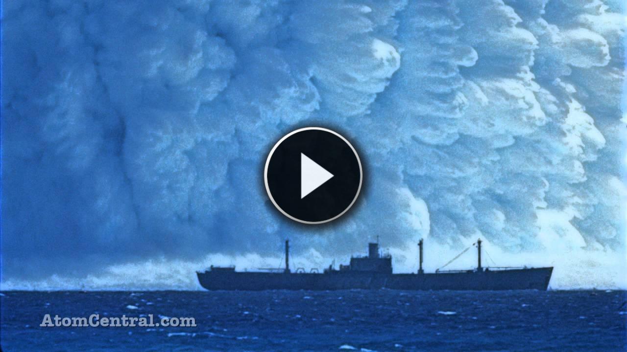 Bomba atomica esplode sott'acqua. Ecco l'incredibile potenza sprigionata… (VIDEO)