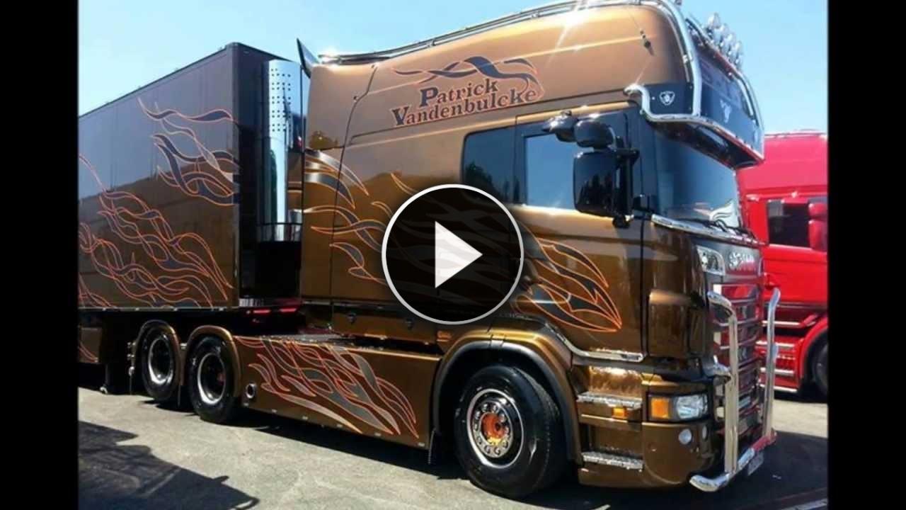 Guardiamo All'Interno di Questo Scania R620 V8 Longline, SPETTACOLARE!!!