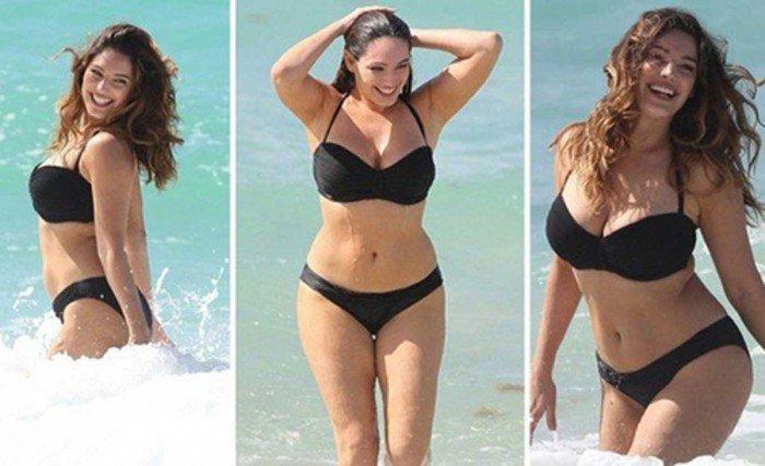 Secondo la scienza è lei la donna con il corpo perfetto, siete d'accordo??