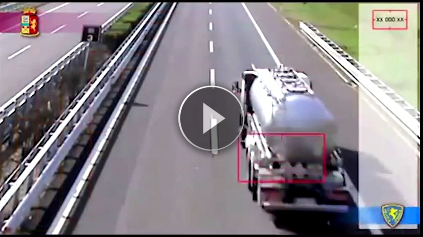 Come funziona il sistema TUTOR in autostrada?? Un video della Polizia ci aiuta a capirlo!!