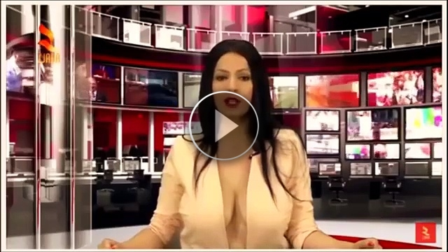 Tv albanese impone alle sue giornaliste di presentare il telegiornale senza reggiseno, PAZZESCO!!