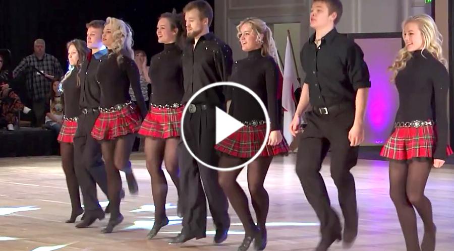 12 Fratelli e sorelle iniziano a ballare: ma guardate come riescono a stupire il pubblico… INCREDIBILE!