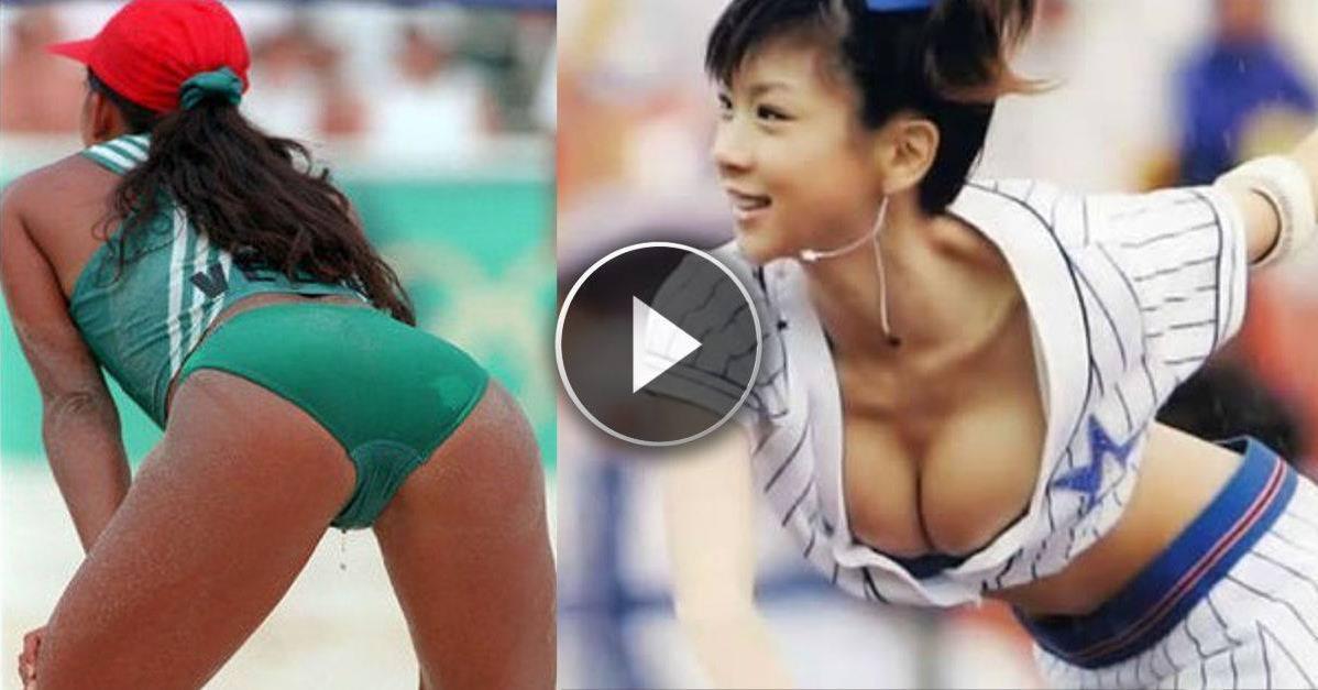 Le Atlete Più Belle Del Mondo Durante Le Loro Gare, Vi Faranno Perdere La Testa!