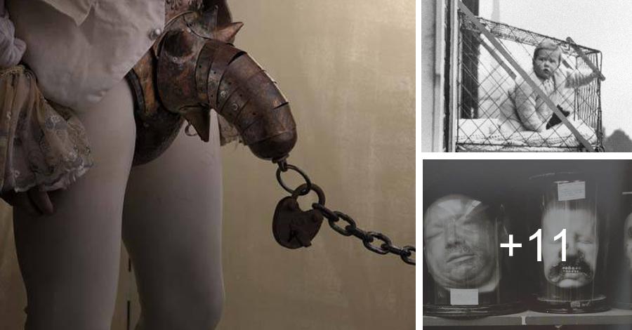 21 Incredibili Foto che dimostrano che il passato era terribile! Foto a dir poco impressionanti!!!