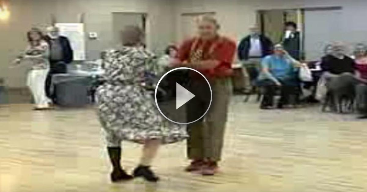 Ridevano Tutti Vedendo Questa Coppia di Anziani, Ma Quando Parte la Musica… Chi Ride Ora?