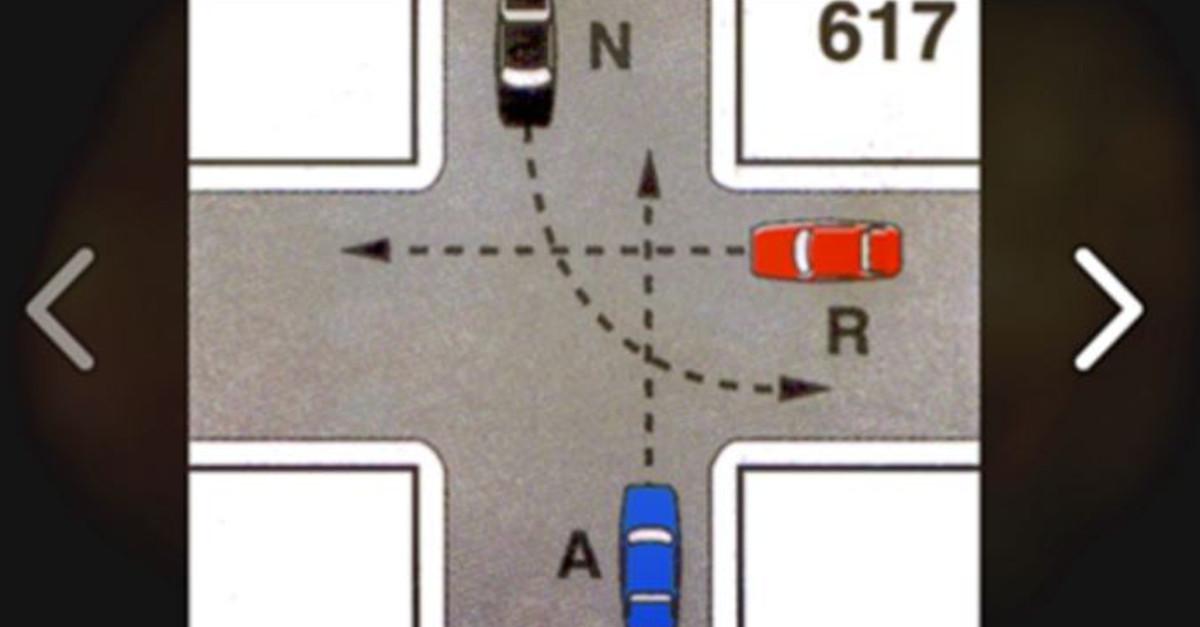 Quiz: Hai la patente? Allora saprai chi ha la precedenza agli incroci… Mettiti alla prova!