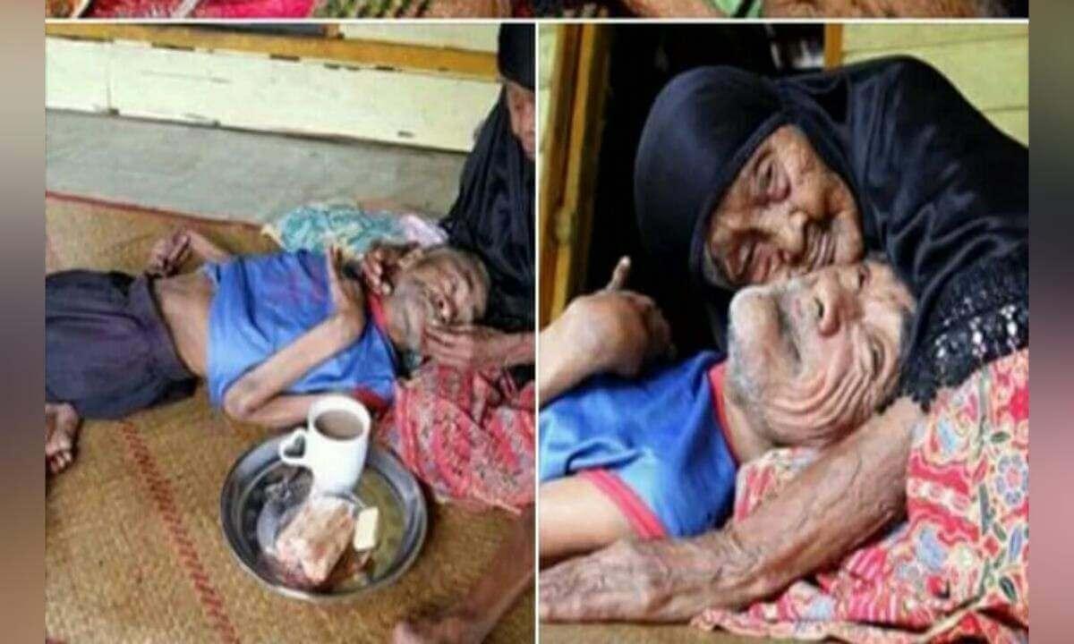 Madre di 101 anni si prende ancora cura del figlio disabile di 63 anni… L' amore di una madre sì che è incondizionato!