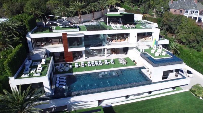 E' la casa più costosa al mondo: vale 425 milioni di euro