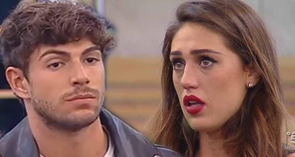 """GF Vip: primo duro scontro tra i due amanti. Ignazio sbugiarda Cecilia sulla scena dell'armadio, lei: """"Ha distrutto tutto"""" [VIDEO]"""