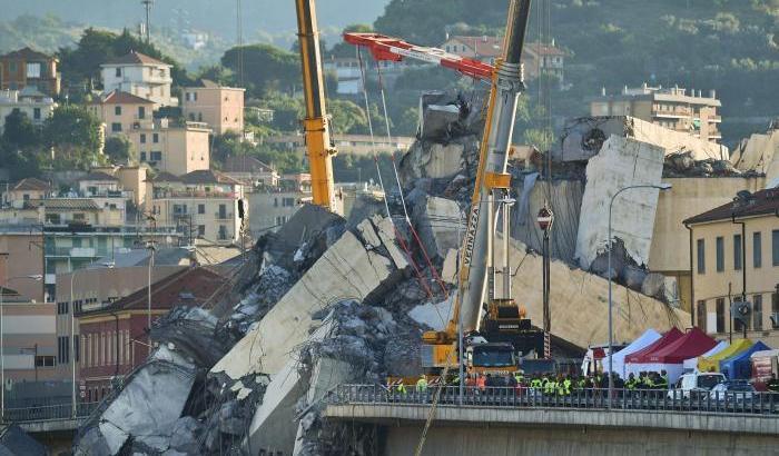 Spuntano nuovi filmati del ponte Morandi e il finale di questo video vi farà riflettere