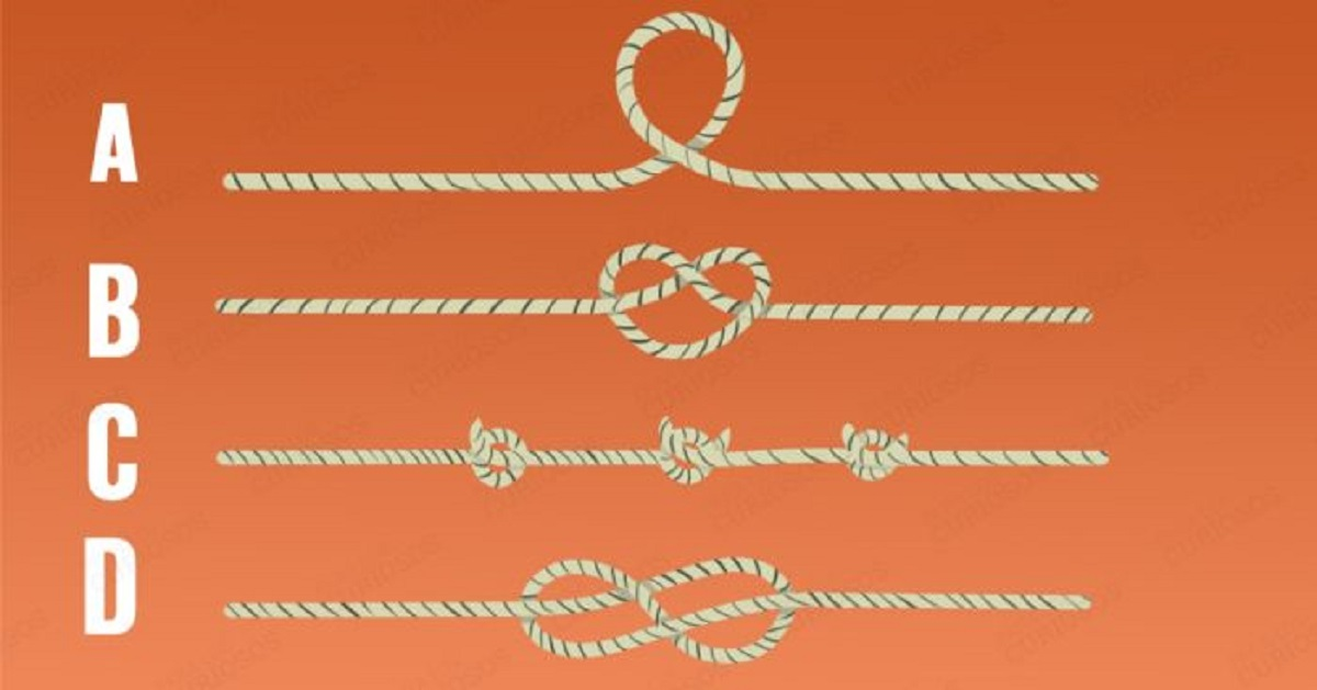 Qual è la corda più lunga? Rispondi e scopri una cosa fondamentale della tua personalità